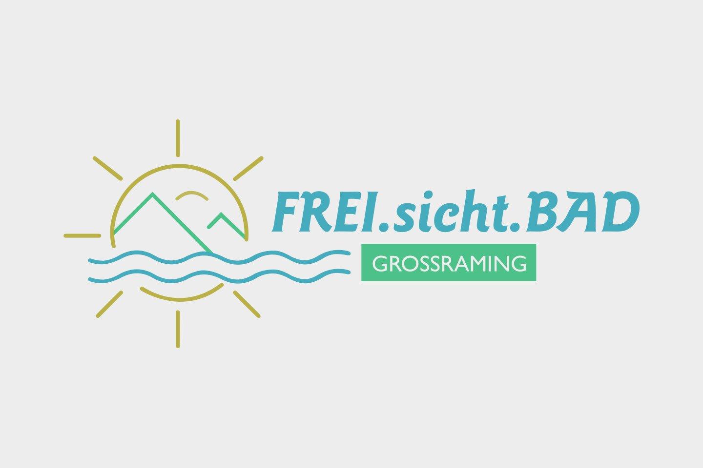 FREI.sicht.BAD Logodesign