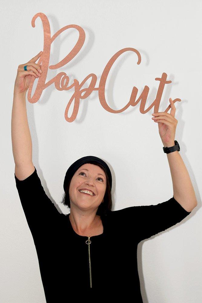 Pop.Cut Nicole Stadler
