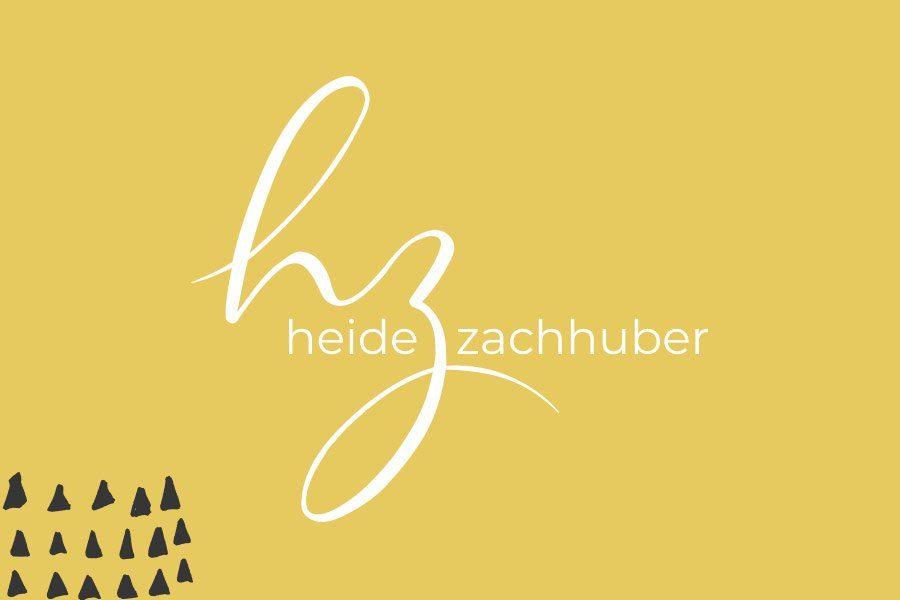 Heide Zachhuber Logodesign Überblick