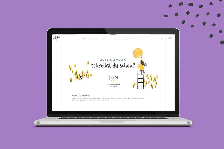 Mein Lieblingsleben Website Übersicht