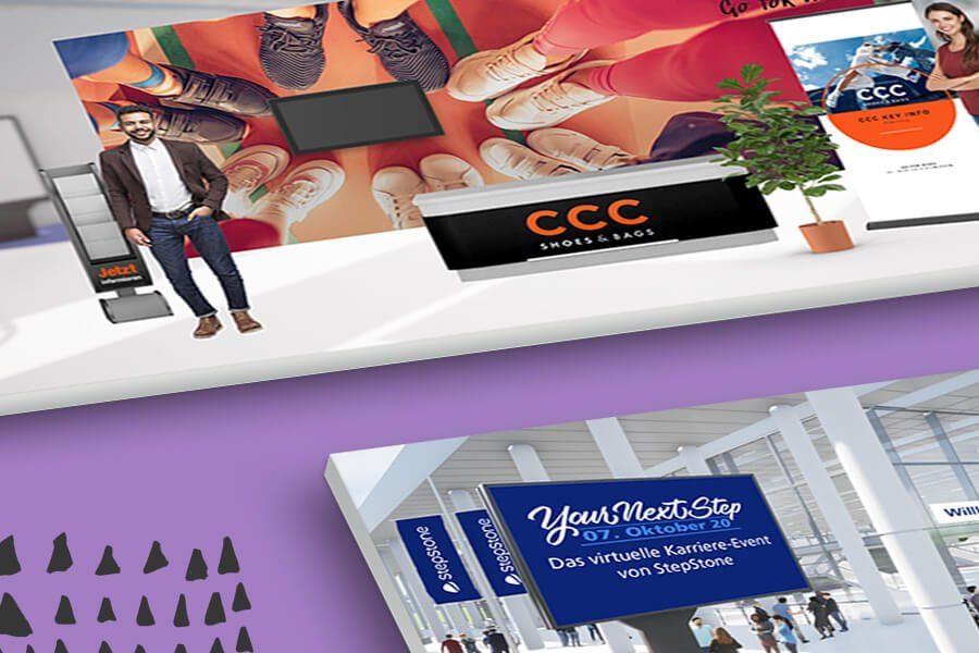Stepstone Online-Karrieremesse Overview